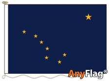 - ALASKA ANYFLAG RANGE - VARIOUS SIZES